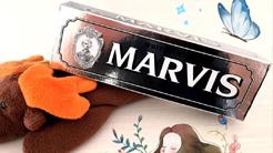 意大利MARVIS牙膏,牙膏中的爱马仕
