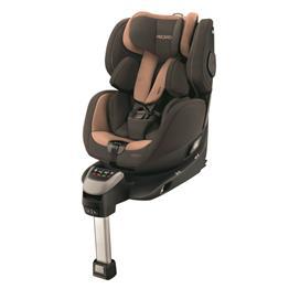 Recaro反向安装儿童座椅