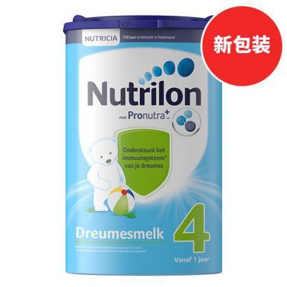 荷兰牛栏标准配方奶粉